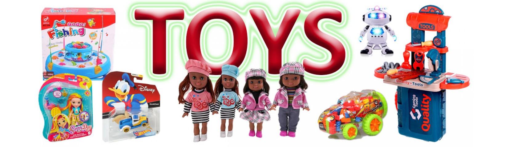 2021 Toys