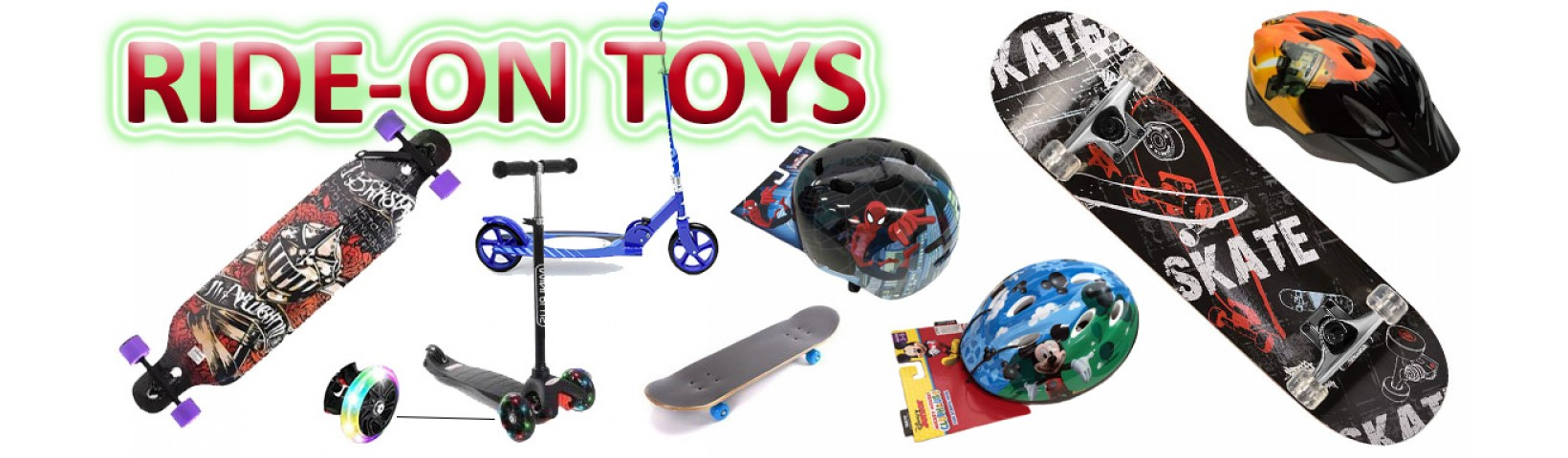 2021 Ride-On Toys