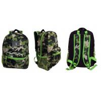 "18"" Camo Wholesale Backpacks $5.25 Each."