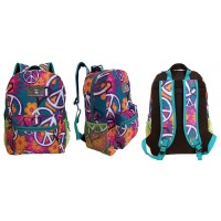 "18"" Love Wholesale Backpacks $5.25 Each."