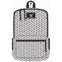 18 Inch Wholesale Printed Backpacks - Honeycomb