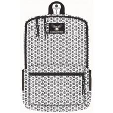 18 Inch Wholesale Printed Backpacks - Hexagons