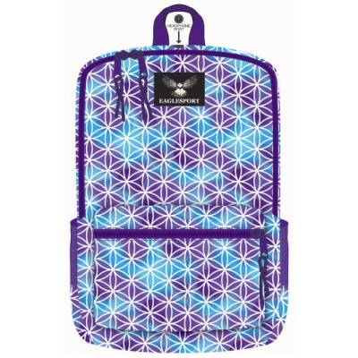 18 Inch Wholesale Printed Backpacks - Cloud