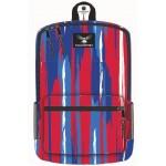 "18"" Eaglesport School Backpacks Paint Print"