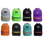 "15"" Wholesale backpacks 2-Tone  $3.50 Each"