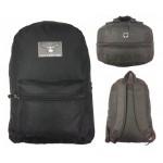 "17"" Wholesale backpacks black $3.75 Each"