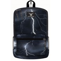 18 Inch Wholesale Printed Backpacks - Lightning