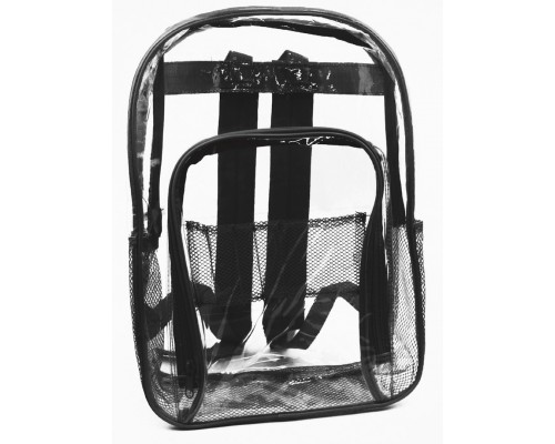 "17"" Wholesale backpacks PVC $5.50 Each."