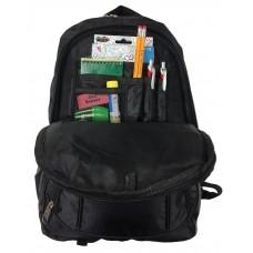18 Inch Wholesale Premium Backpacks - Black