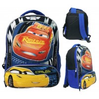 "16"" Lightning McQueen & Cruz Ramirez Backpack"
