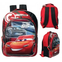 "16"" Lightning McQueen & Jackson Storm Backpack"