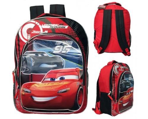 "16"" Lightning McQueen & Jackson Storm Backpack"