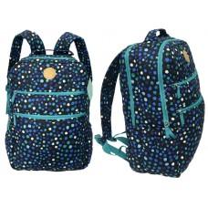 """17"""" Wholesale Polka Dot Backpacks"""