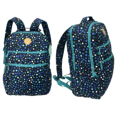 "17"" Wholesale Polka Dot Backpacks"