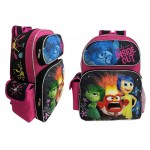 "16"" Disney Movie Inside Out Backpacks"