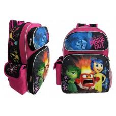 "16"" Disney Inside Out Wholesale Backpacks"
