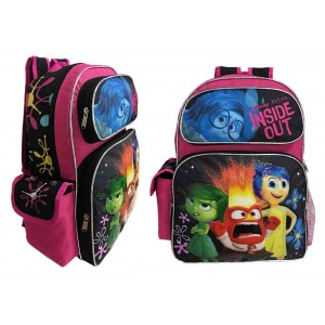 "16"" Disney Inside Out Wholesale Backpacks"