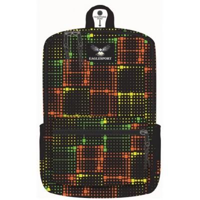 "16"" Multicolor Printed Wholesale Backpacks"
