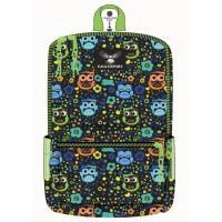 """16"""" Owl Printed Wholesale Backpacks"""