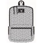 """16"""" Honeycomb Printed School Backpacks"""