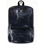 """16"""" Lightning Printed School Backpacks"""