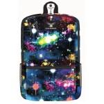 """16"""" Galaxy Printed School Backpacks"""