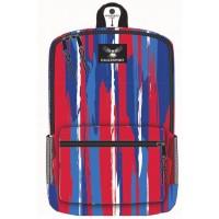 """16"""" Paint Printed Wholesale Backpacks"""