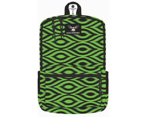 18 Inch Wholesale Printed Backpacks - IKAT
