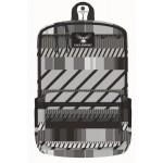 "18"" Eaglesport School Backpacks Box Print"