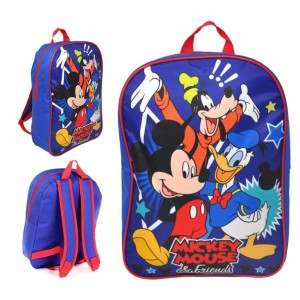"15"" Mickey Mouse & Friends Backpack"