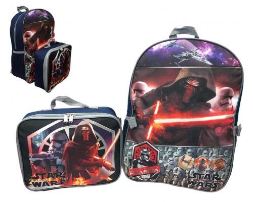 """16"""" Star Wars w/ Lunch box $7.50 Each."""