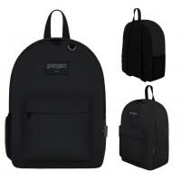 "17"" East West Backpacks Black"