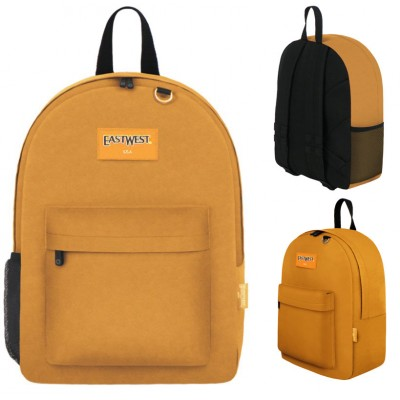 "17"" East West Backpacks Yellow"