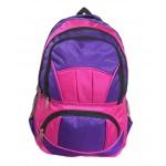 """18"""" Wholesale backpacks Pink/Purple $7.25 Each."""