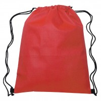 Red Drawstring Bags