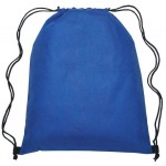 Royal Blue Drawstring Backpack