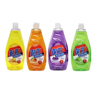 Brillo Basics Dishwashing Soap 24 oz.