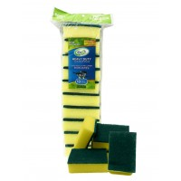 Scrub Sponges 10 Pack