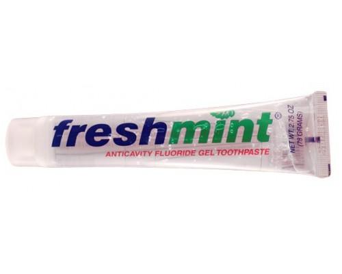Freshmint Gel Toothpaste 2.75 oz. $0.58 Each.
