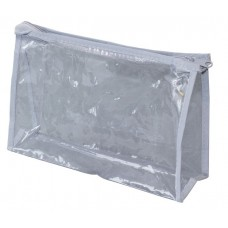 """8"""" Clear Vinyl Pouch"""