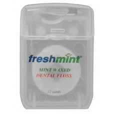 Freshmint Dental Floss Waxed