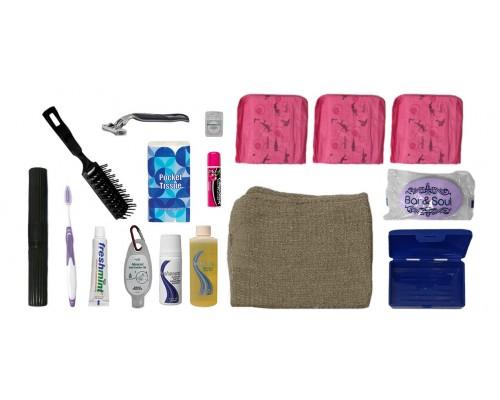 Personal Women's Hygiene Kit