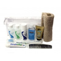 Travel & Hospital Hygiene Kit $3.75 Each.
