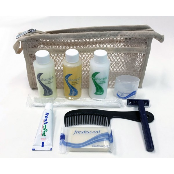 SPECIAL 10 pc. Women's Travel Kit