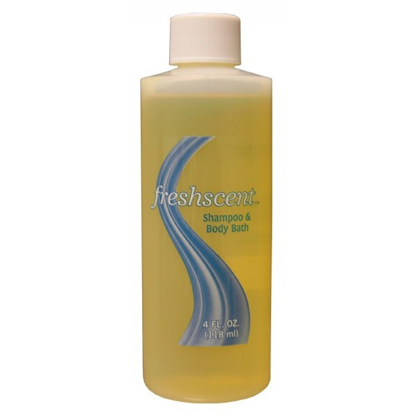 Freshscent 4 oz. Shampoo & Body Bath