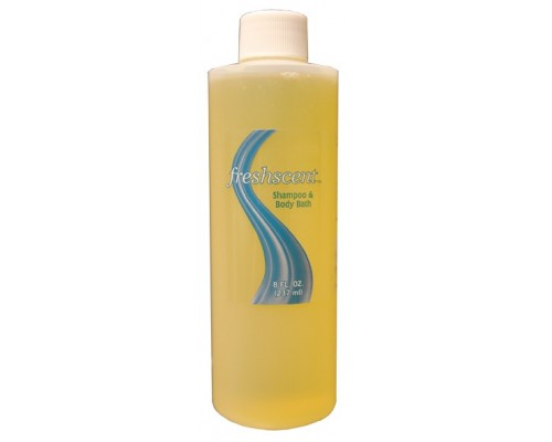Freshscent 8 oz. Shampoo & Body Bath