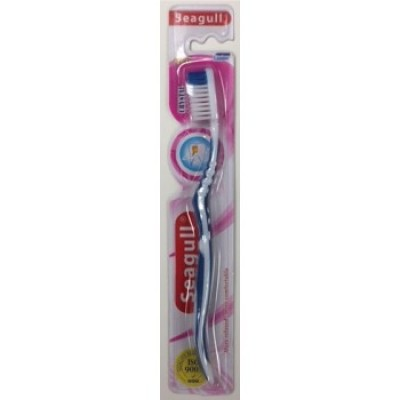 Seagull Medium Toothbrush