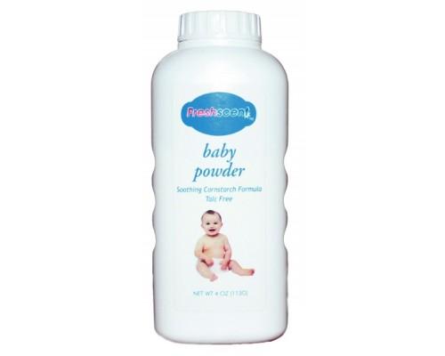 Baby Powder 4 oz. $0.78 Each.