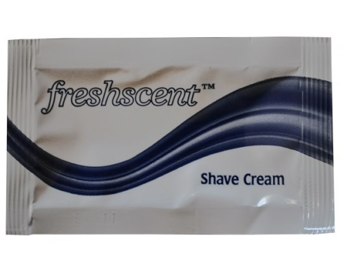 Freshscent .25 oz. Shaving Cream