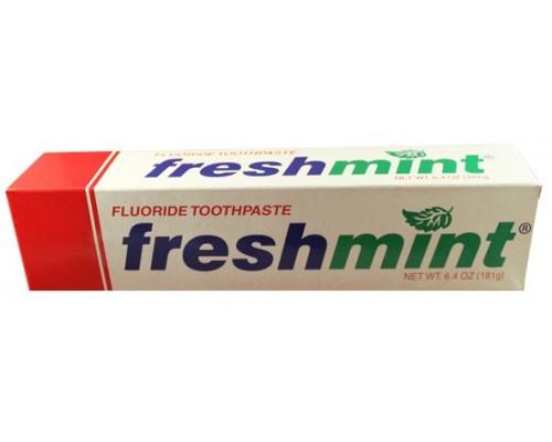 Freshmint Toothpaste 6.4 oz. $1.30 Each.